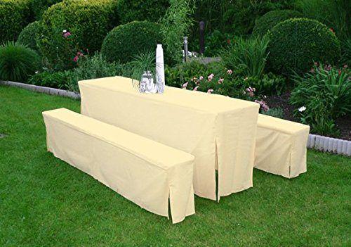 Biertisch Husse - ideal für Gartenpartys