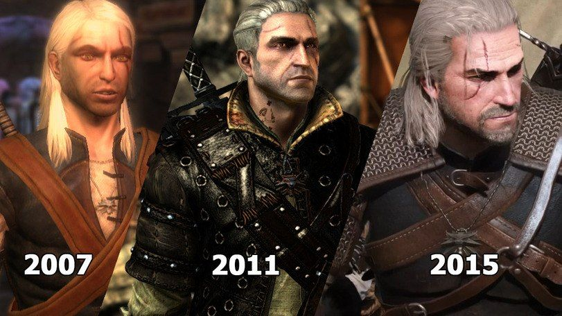 Steam Community Geralt Of Rivia Evolution Geralt Of