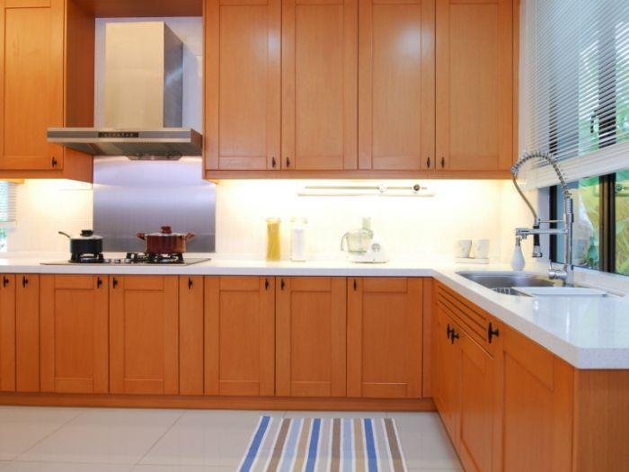 9 Idea Kabinet Dapur Berbentuk L Yang Akan Buat Anda Terpersona