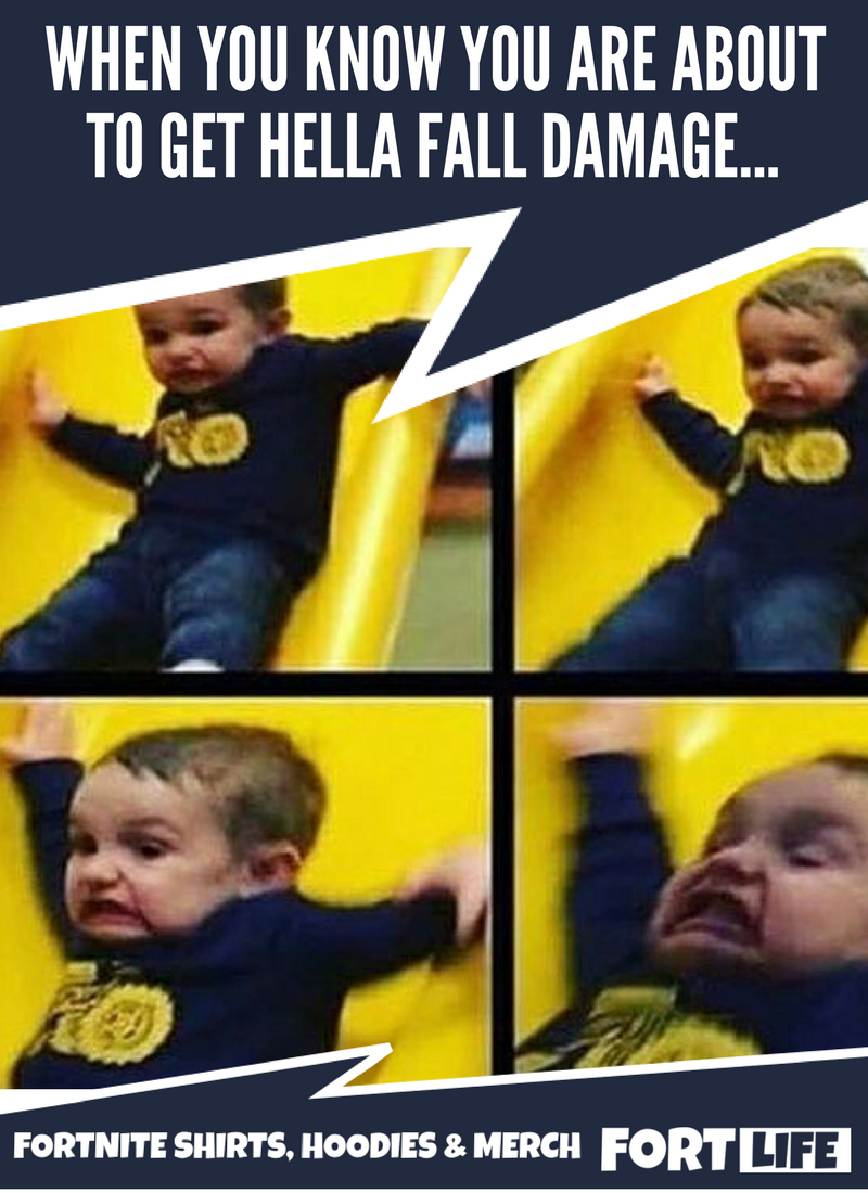 Fortnite Memes Fall Damage Fail Memes Fortnite Humor