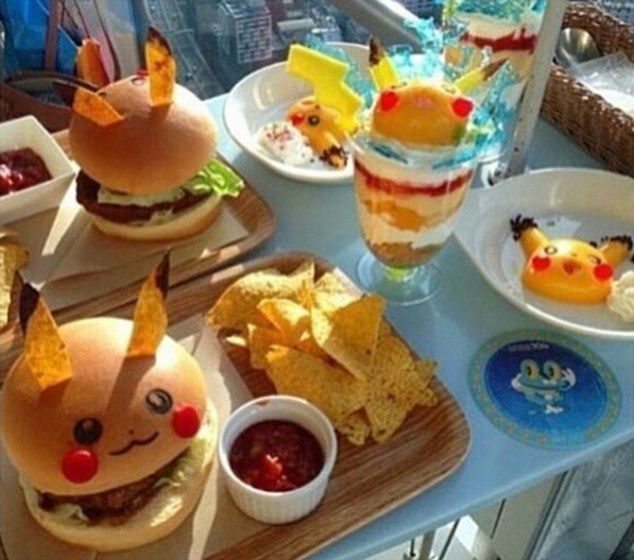Photo of Gotta eat 'em all! Pokémon Go has inspired a new food trend