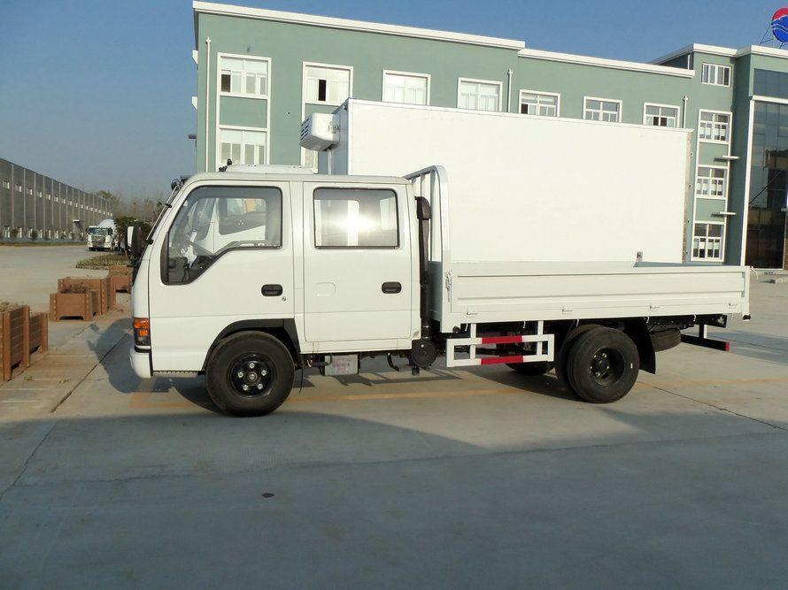 Isuzu 100p Cargo Truck Crew Cabin Trucks Work Truck Cool Trucks