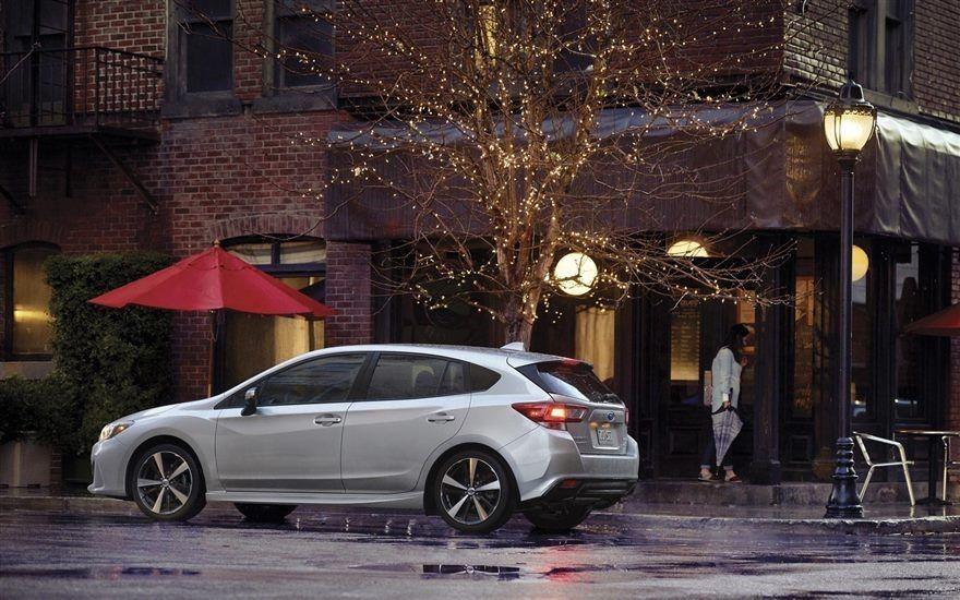 The 2017 Subaru Impreza near Slidell, LA Debuting the