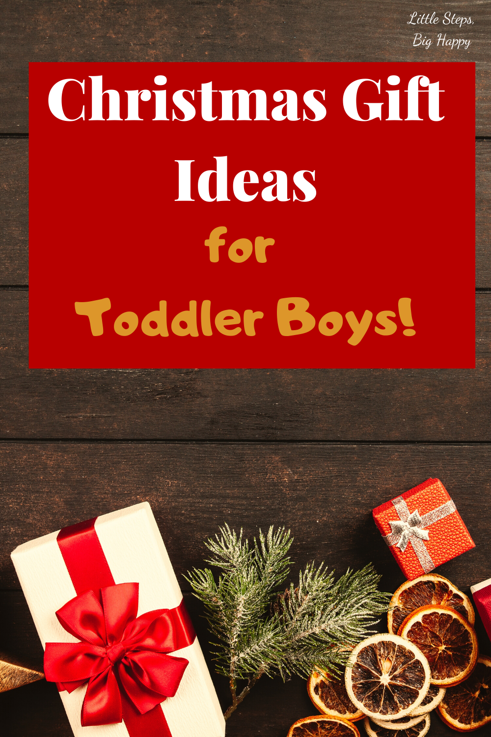 Christmas Wishlist for a 2 Year Old Boy in 2020 | Stocking