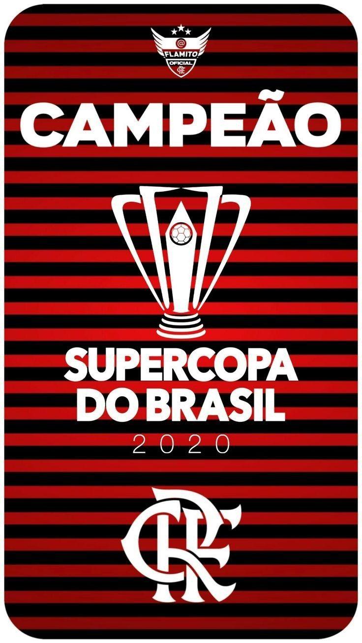 Flamengo Campeão da SuperCopa do Brasil 2020! em 2020