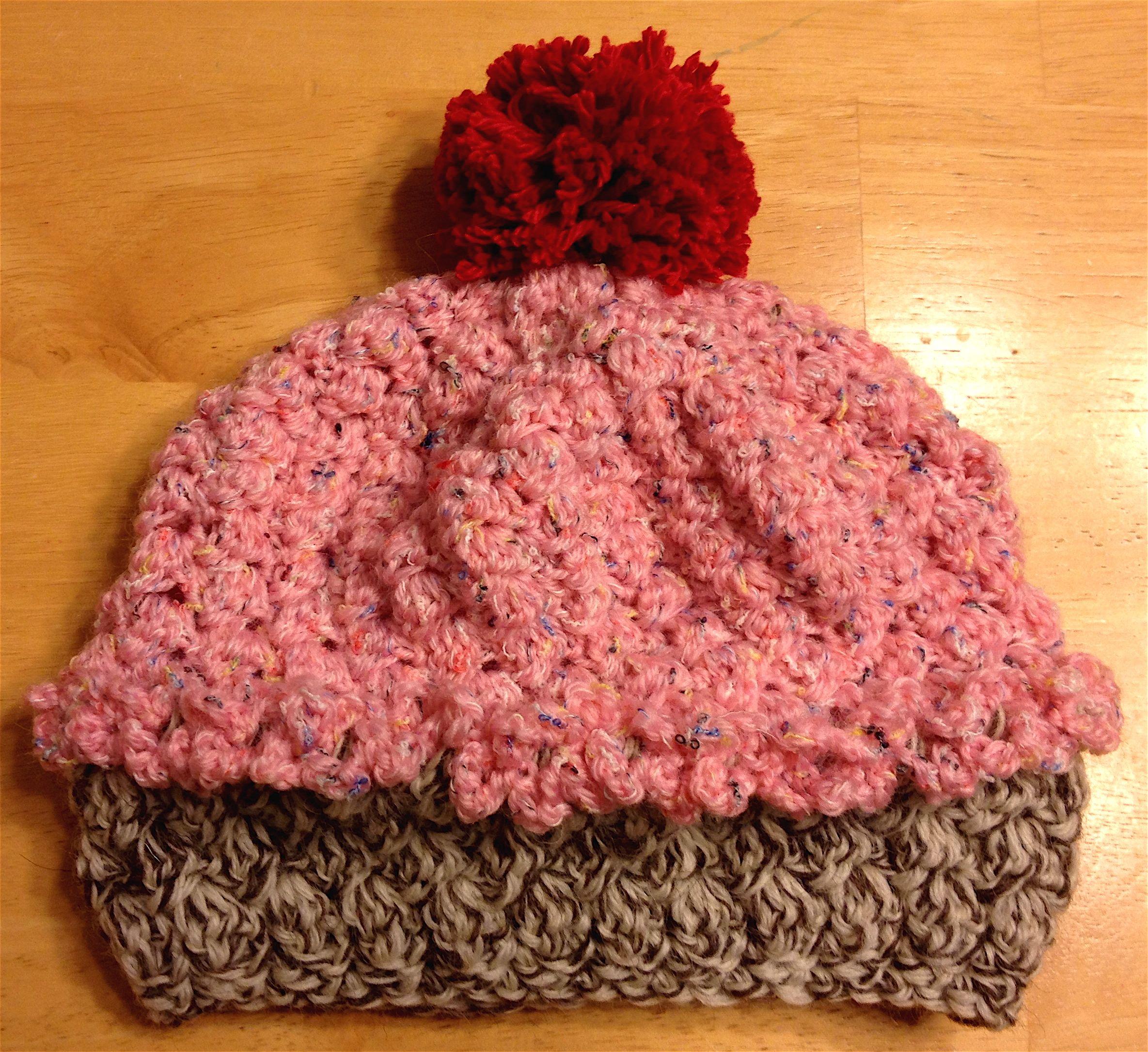 CupCake!   Knitted hats, Hats, Crochet