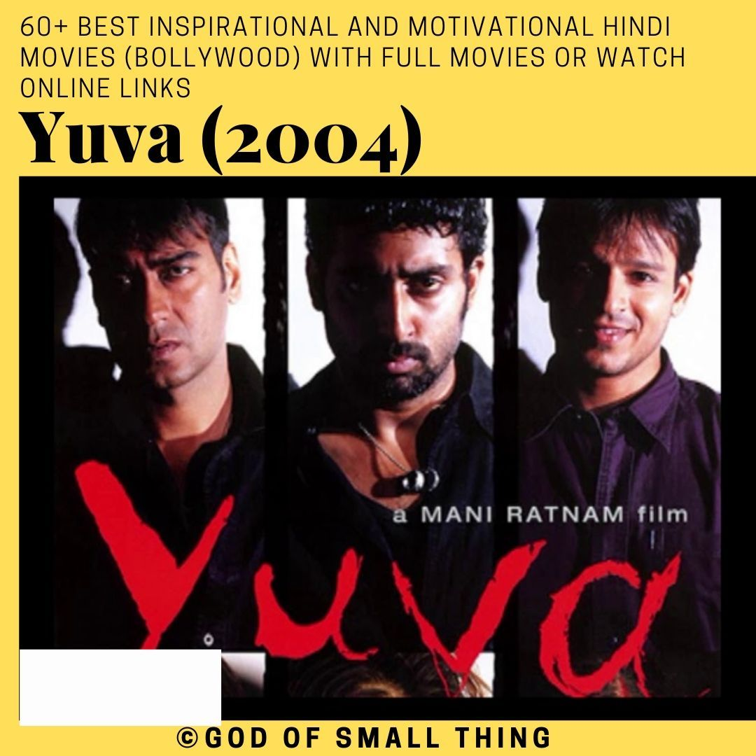 Inspirational Hindi Movies