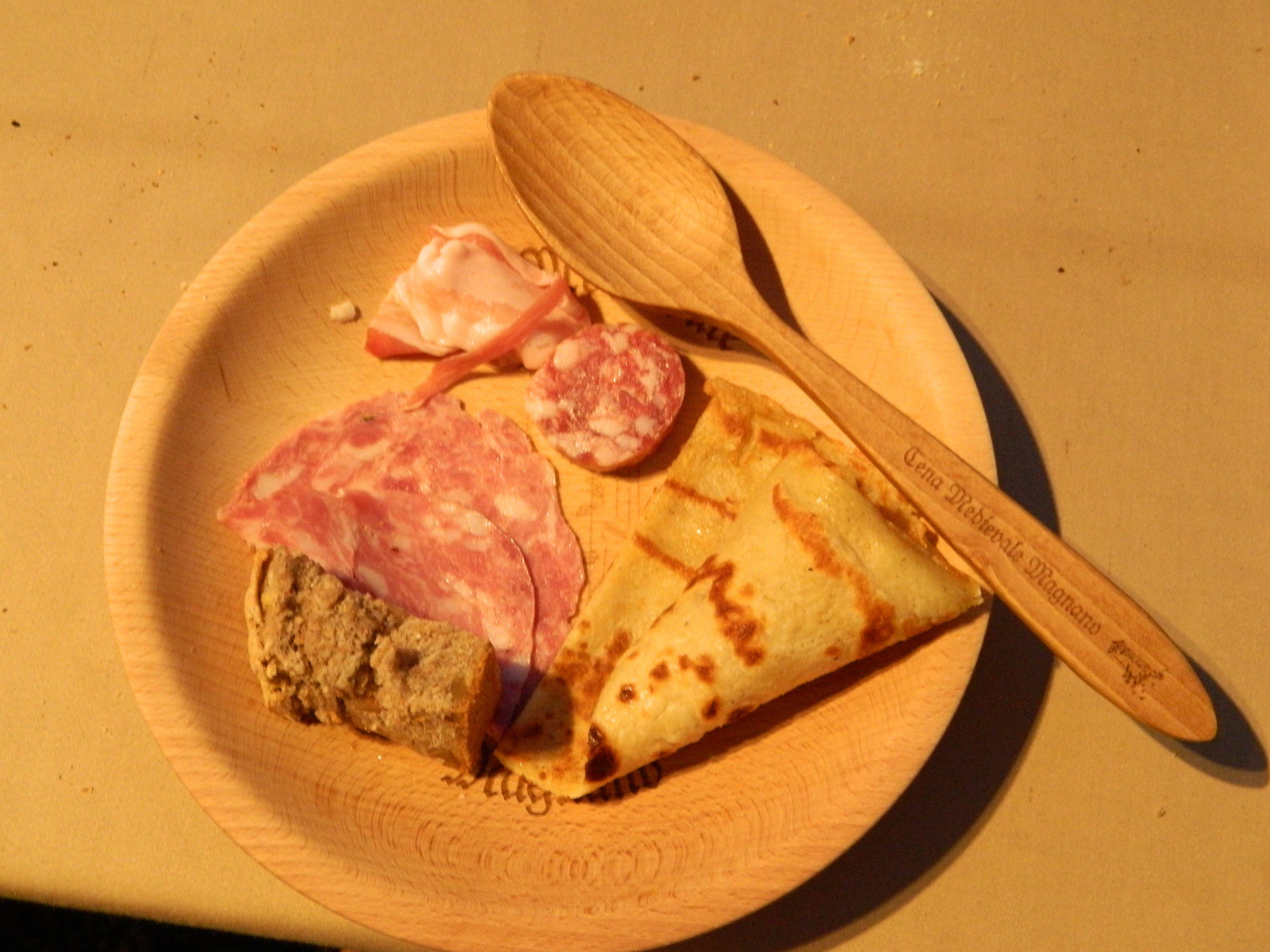 Medieval cuisine