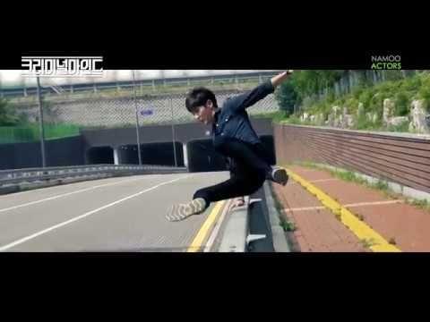 Lee Joon Gi Criminal Minds BTS Action 10082017 อีจุนกิ 이준기/ 李準基/イジュンギ