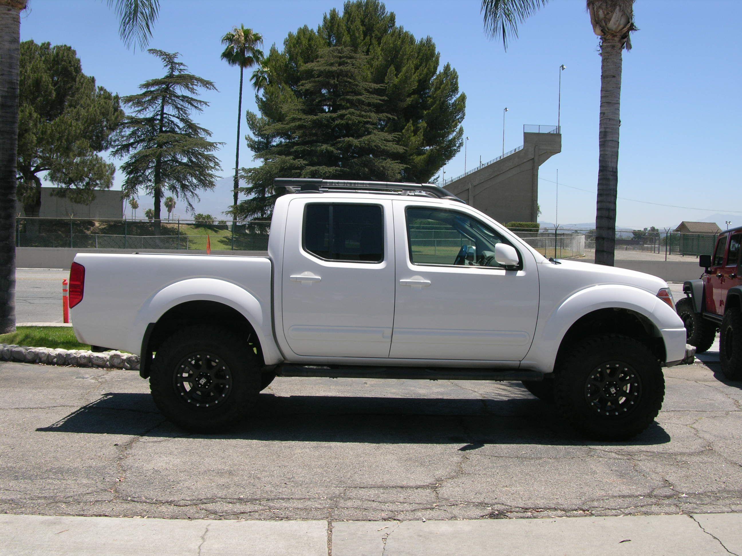 Nissan frontier 6 fabtech lift | Autoblog