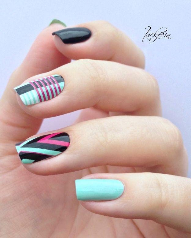 Pin de Andreita Uribe en uñas | Pinterest | Diseños de uñas, Uña ...