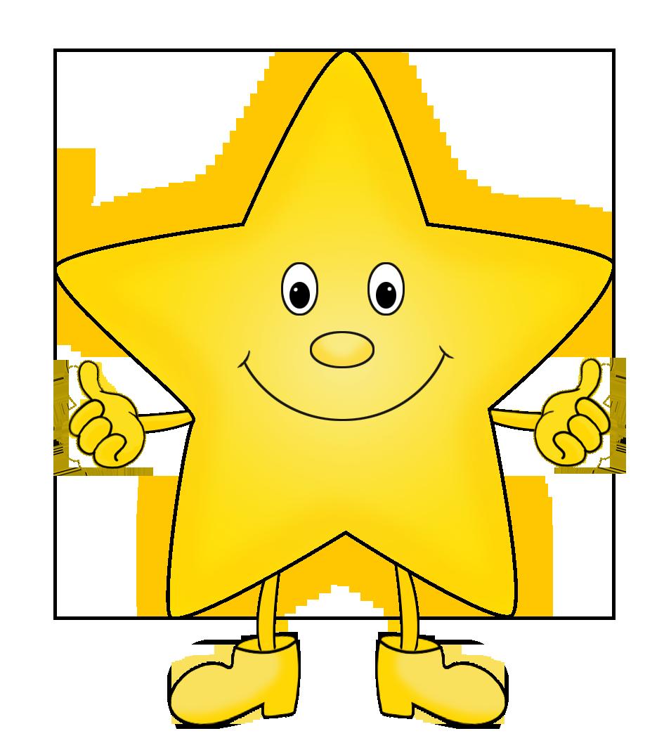 Star Clipart Star clipart, Cartoon illustration, Cartoon