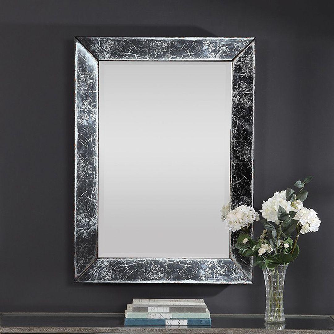 Isla Rectangular Wall Mirror In 2020 Mirror Wall Traditional