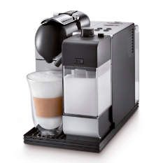 nespresso delonghi latissima plus espresso maker kitchen items cafe dosette machine caf. Black Bedroom Furniture Sets. Home Design Ideas