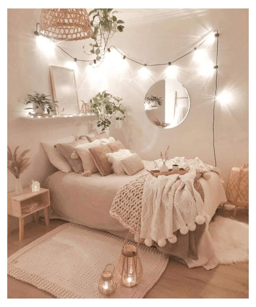 bedroom ideas for small room women