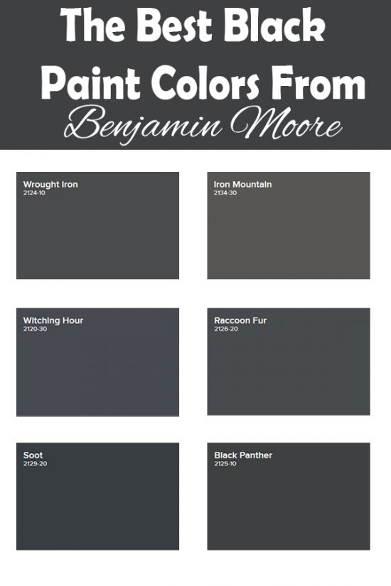 Benjamin Moore Wrought Iron Vs Iron Mountain : benjamin, moore, wrought, mountain, Beautiful, Rooms, Their, Forms..., Ideas, Home,, Design,, Decor