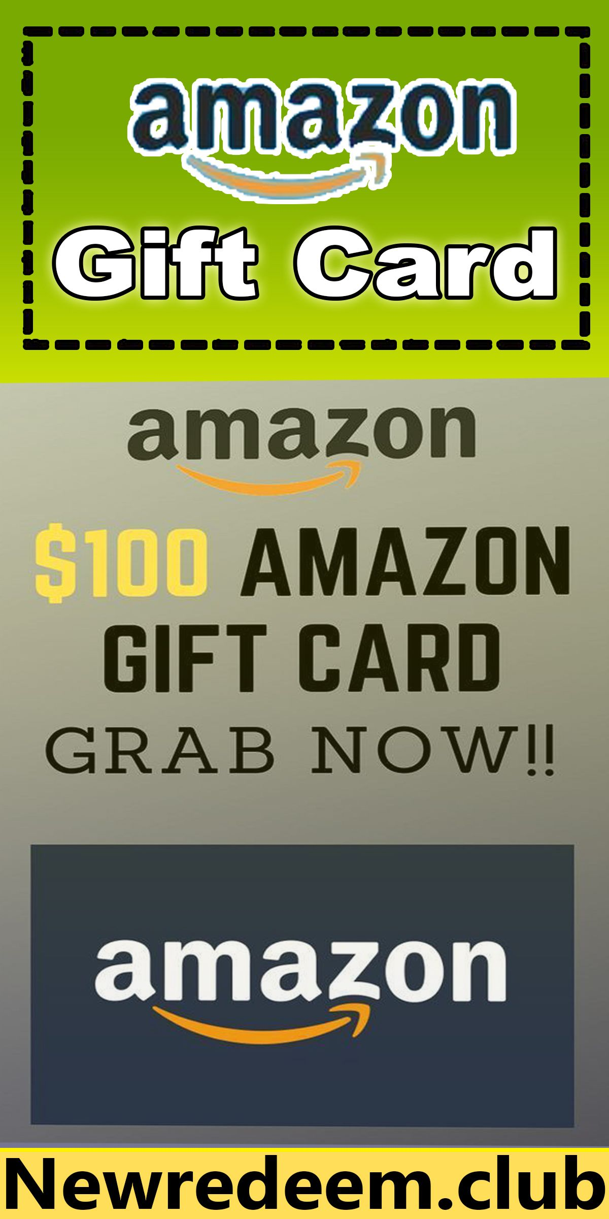 100 free amazon gift cards in 2020 amazon gift card