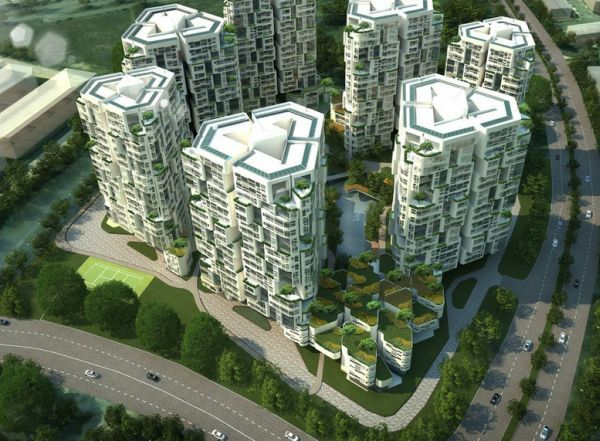 green architecture Sustainable Architecture Ara Greens