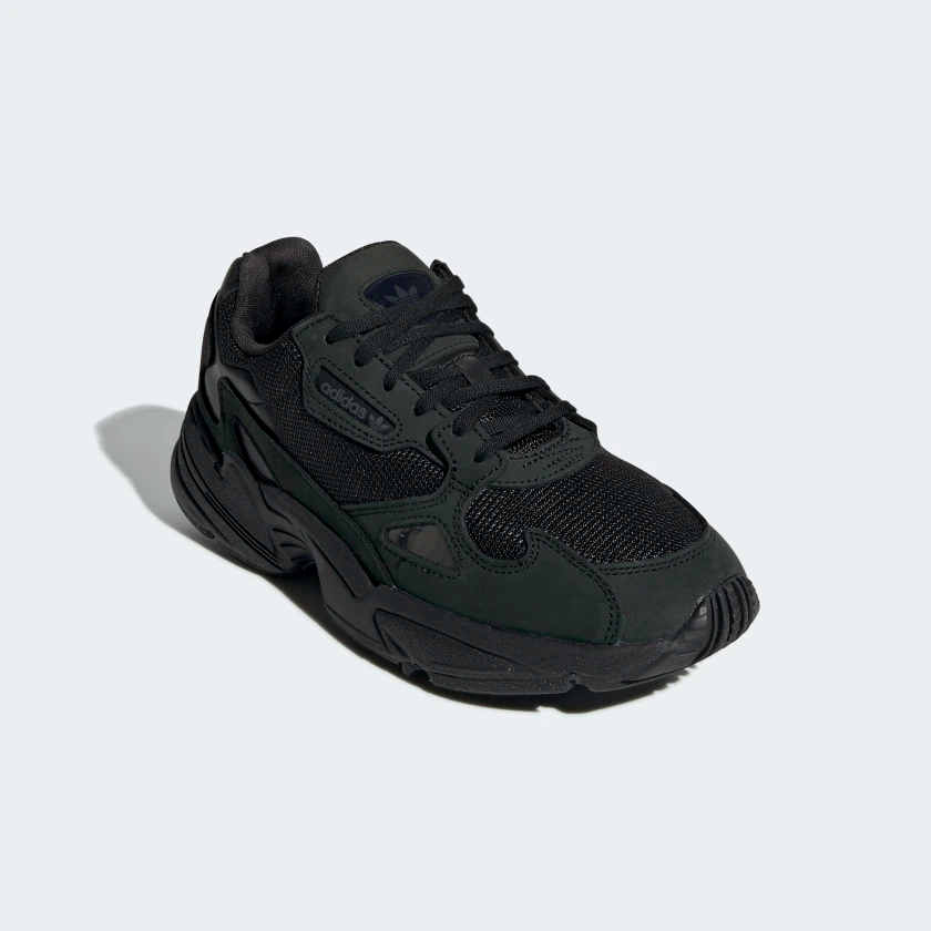adidas Falcon Shoes - Black   adidas US
