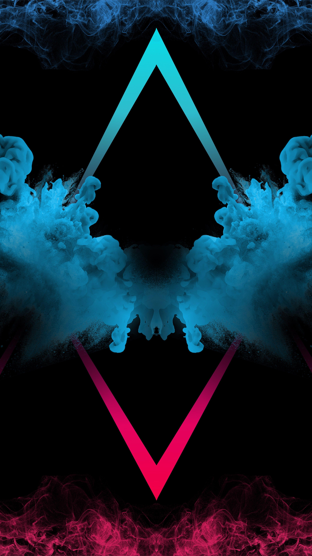 Smoke Smoke In 2020 Smoke Wallpaper Android Wallpaper Black Neon Wallpaper