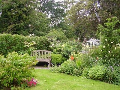 I want a huge garden in my house Favorite Places  Spaces