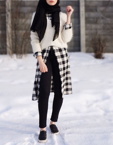 Muslimah Fashion Hijab Style I Hijab Style Pinterest Hijab Outfit Fashion And Hijab