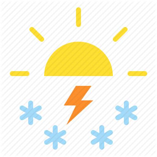Day Daytime Forecast Snow Storm Sun Weather Icon Download On Iconfinder Weather Icons Free Wedding Cards Icon