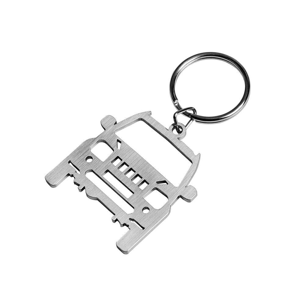 Metal New 3D Design Keychain Key Ring For Suzuki JIMNY