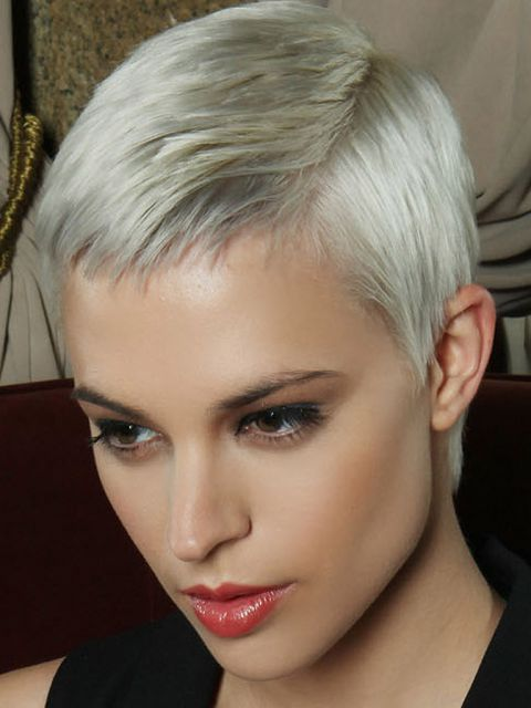Graue kurzhaarfrisuren damen uiterlijke - Kurzhaarfrisuren pinterest ...