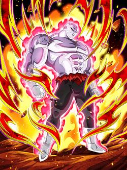 Jiren Dragon Ball Super Artwork Dragon Ball Artwork Anime Dragon Ball Super