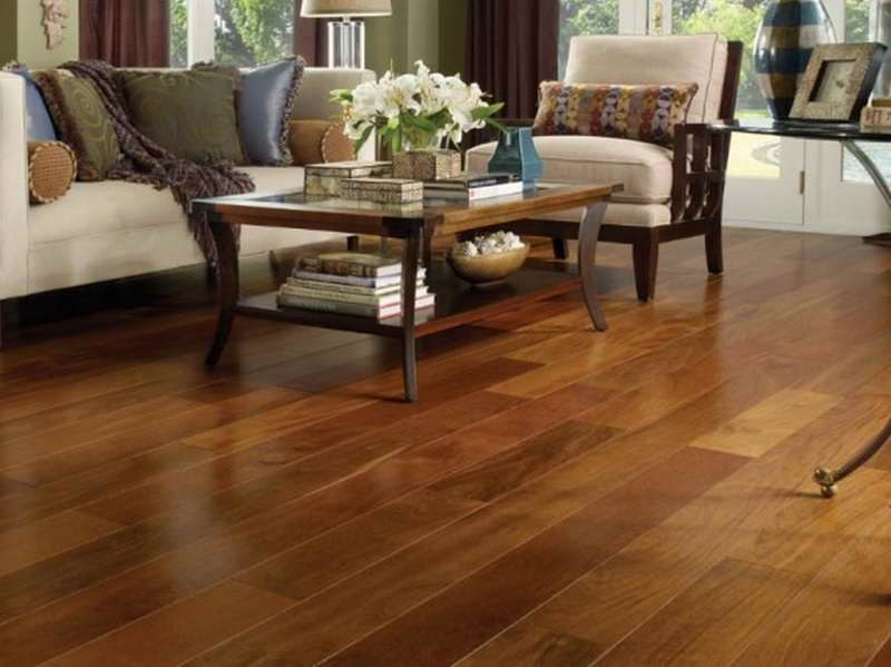 Dark Laminate Floor Living Room Ideas