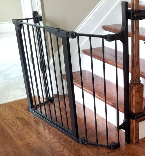 Exceptional Gate For Bottom Of Stairs Baby Gates Baby