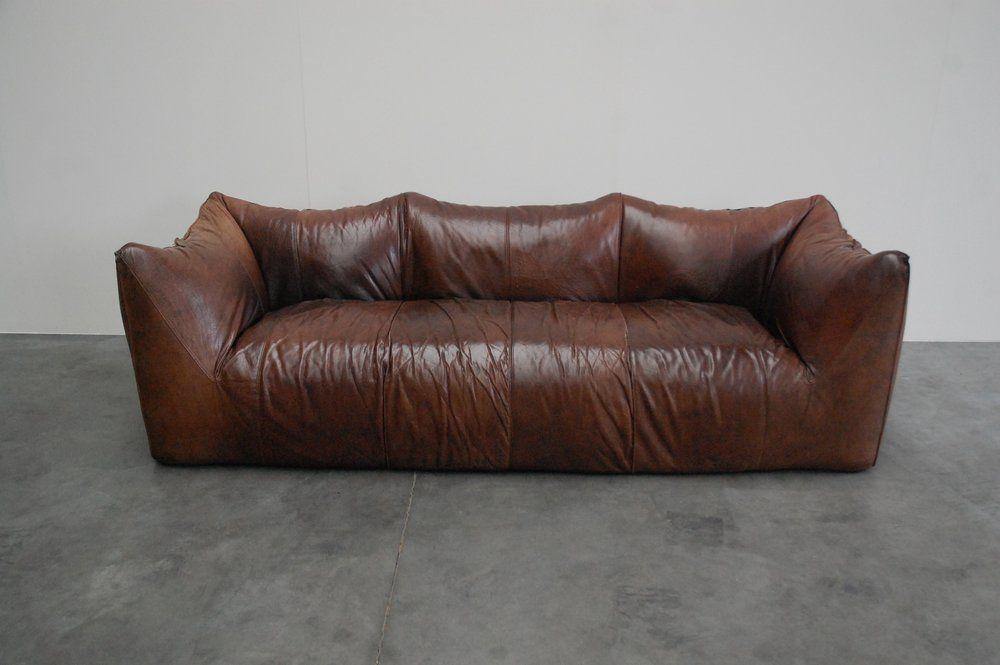 Mario Bellini Le Bambole Sofa For B Italia 1973