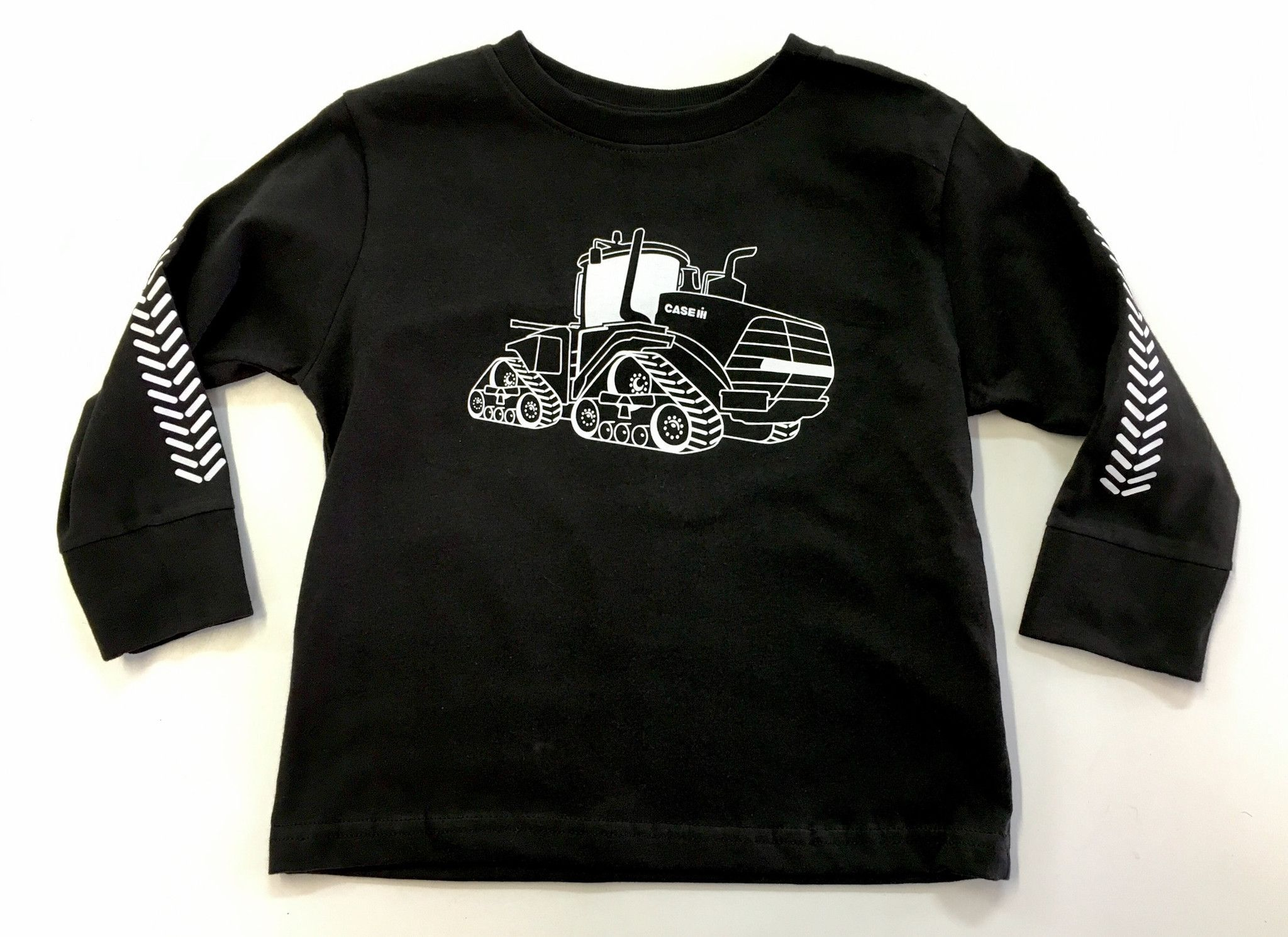 CASE IH Toddler Long Sleeve Tee Case IH Kid Front