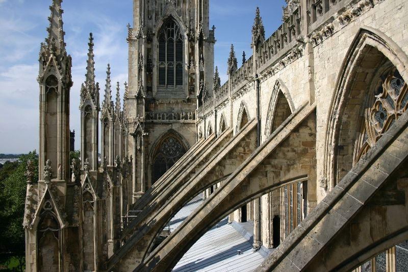 Flying Buttress Gothic ArchitectureArchitecture