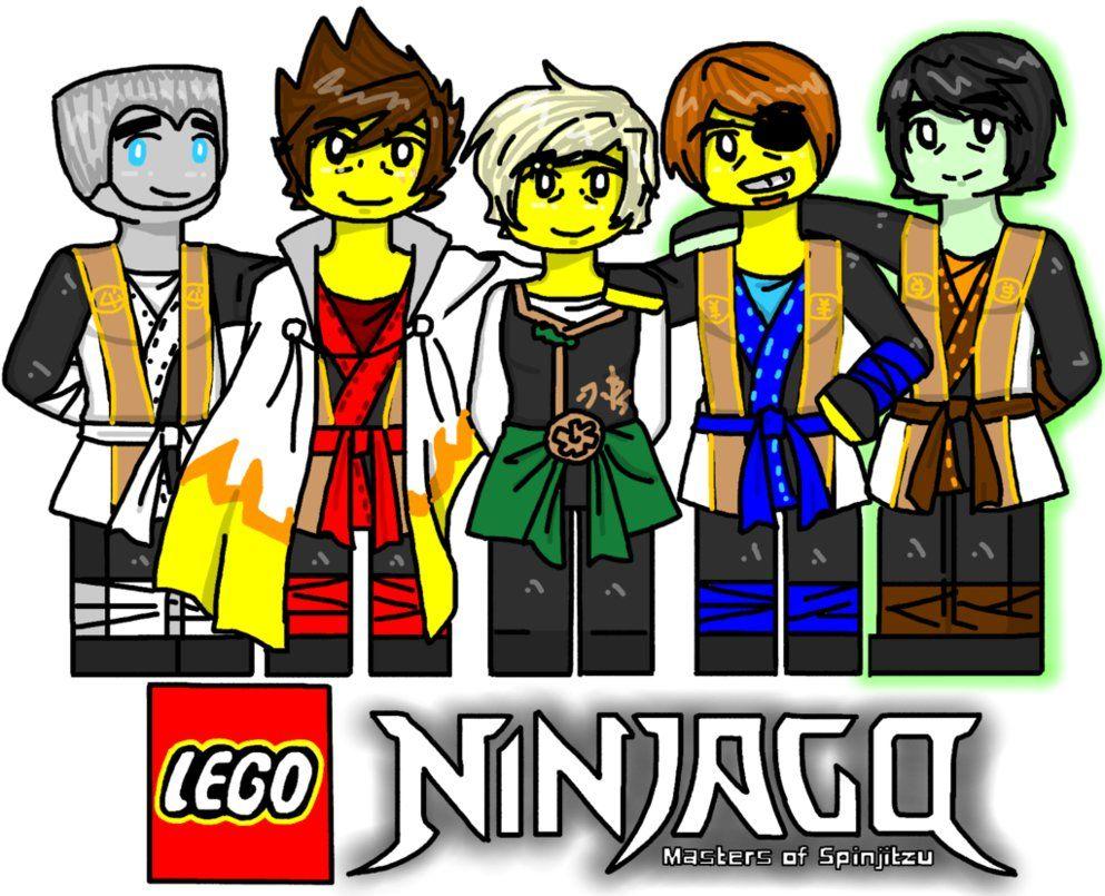 Lego Ninjago #719 By MaylovesAkidah On DeviantArt