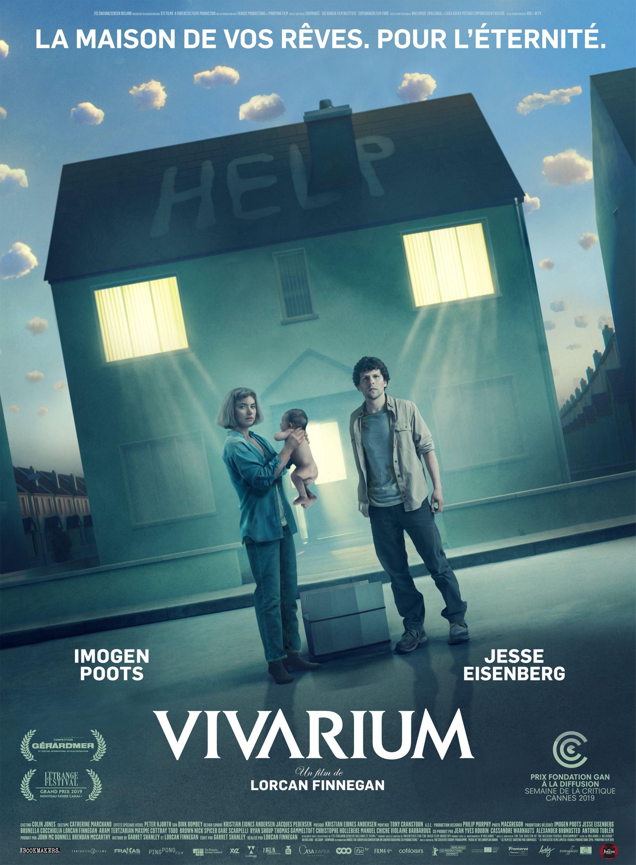 Vivarium 2020 Directed By Lorcan Finnegan Imogen Poots Jesse Eisenberg Vivarium Good Movies Best Movie Posters