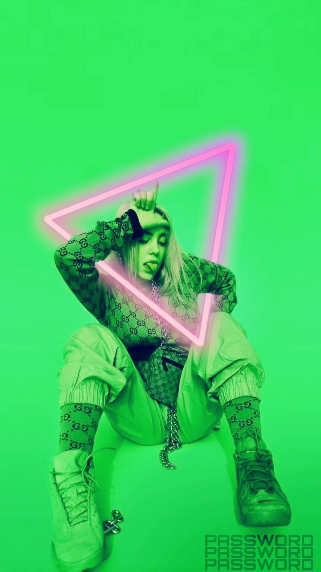 Billie Eilish Wallpaper Aesthetic Billie Eilish Style Billie Eilish Yellow Billie Eilish Hot Billie Eilish Ly Billie Eilish Neon Aesthetic Billie