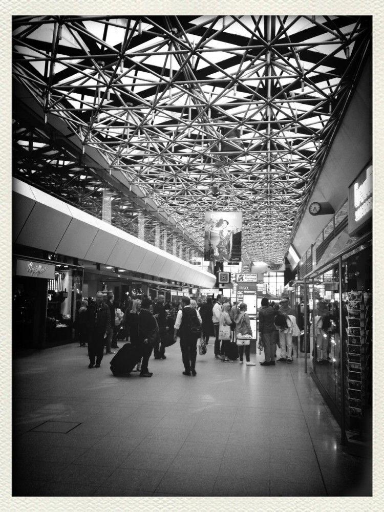 (6) Berlin Tegel Airport (TXL) - Venue on EyeEm