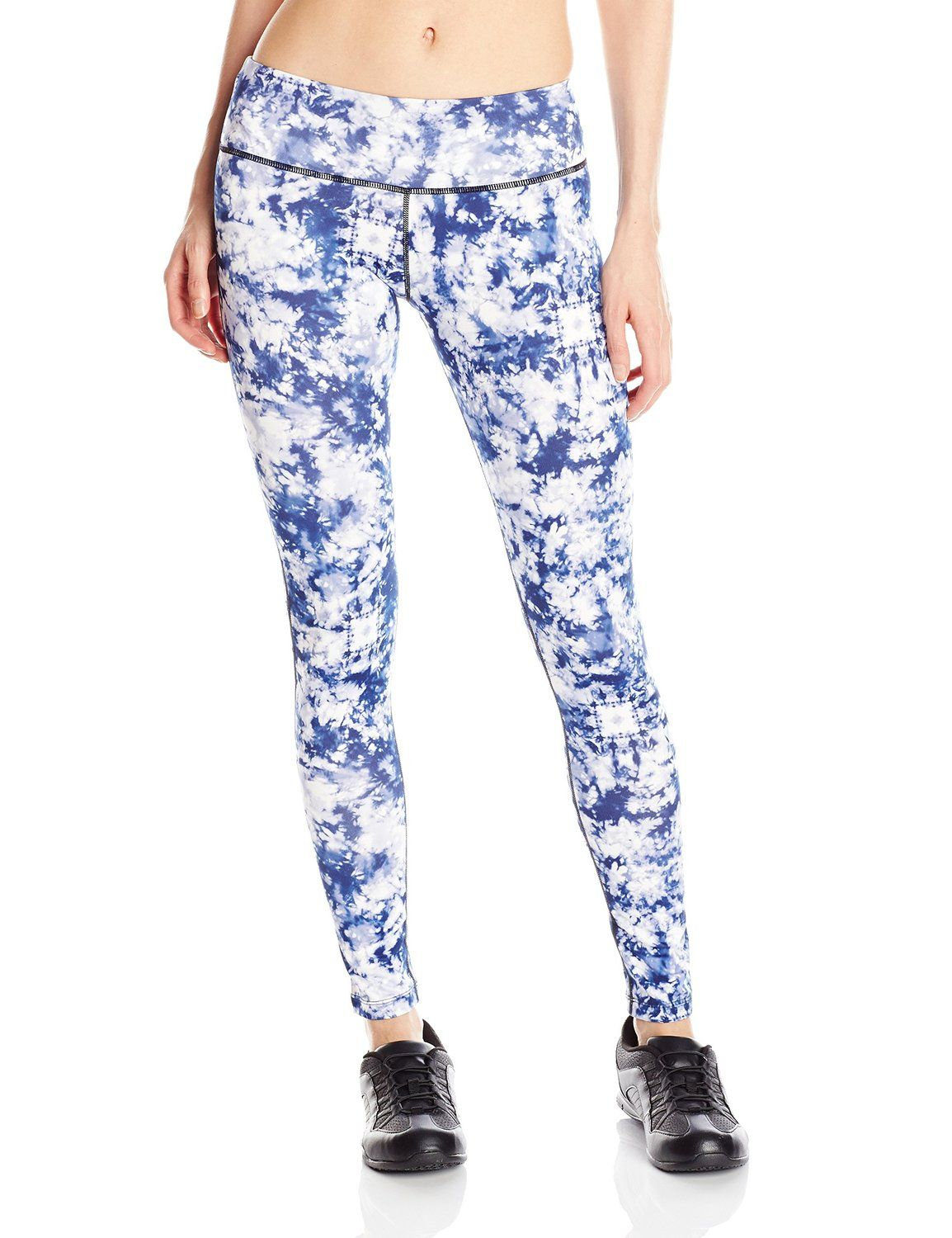Explore Gym Bags, Bead and more! PL Movement by Pink Lotus Women's Frosty  Printed Legging ...