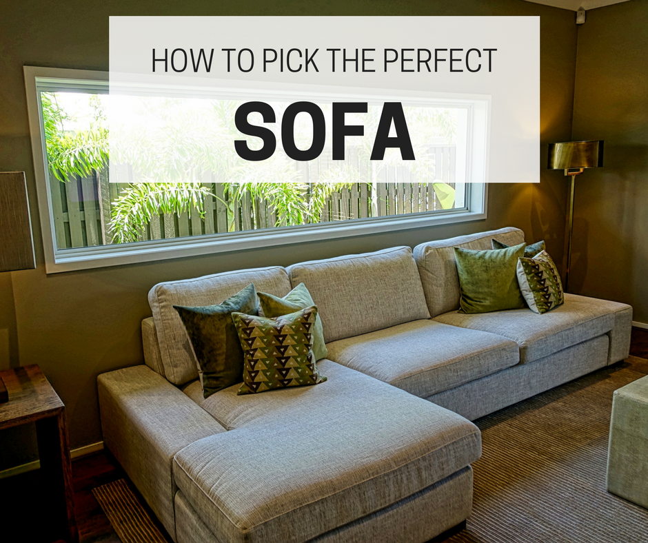 From Fabrics To Sizing And Style, There Are Many Things To Consider When  Investing In Your Living Room Sofa.