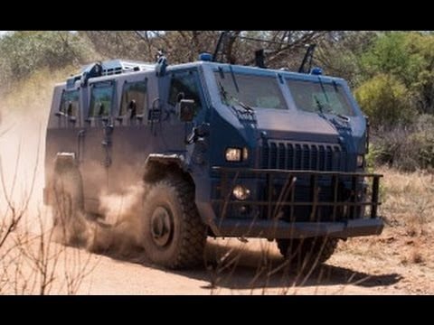 The Maverick is an internal security vehicle that was designed and developed by the Paramount Group in South Africa.[1] It was launched in 2008 during the Af...