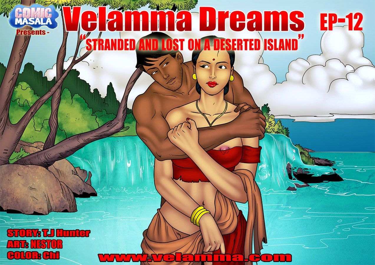 Velamma Dreams Episode 12 Stranded and Lost on a Deserted Island