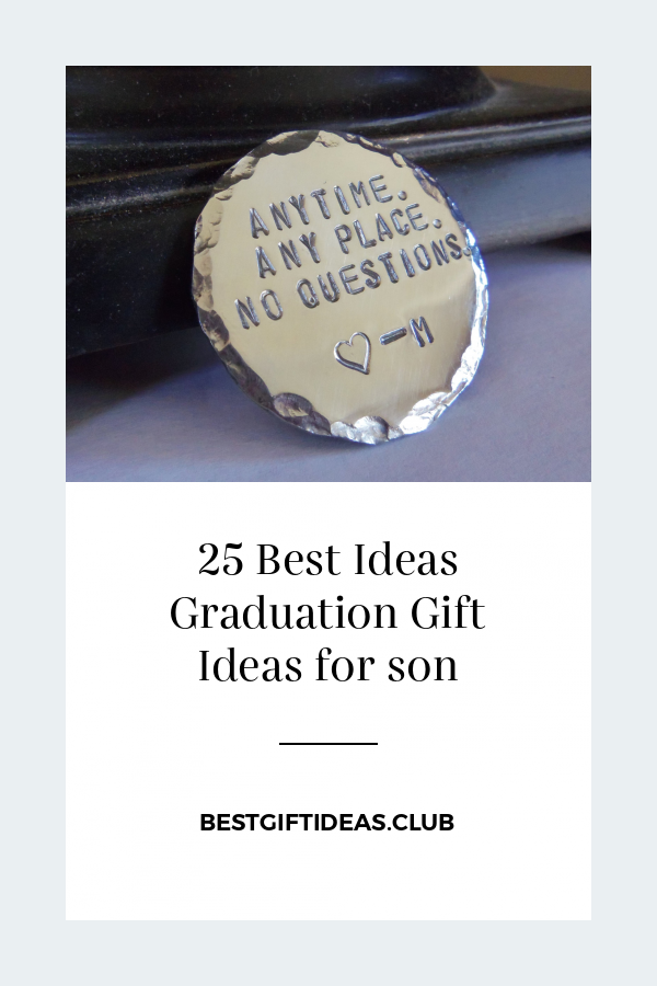 College Graduation Gift Ideas For Son: Best Ideas Regarding 25 Best Ideas Graduation Gift Ideas