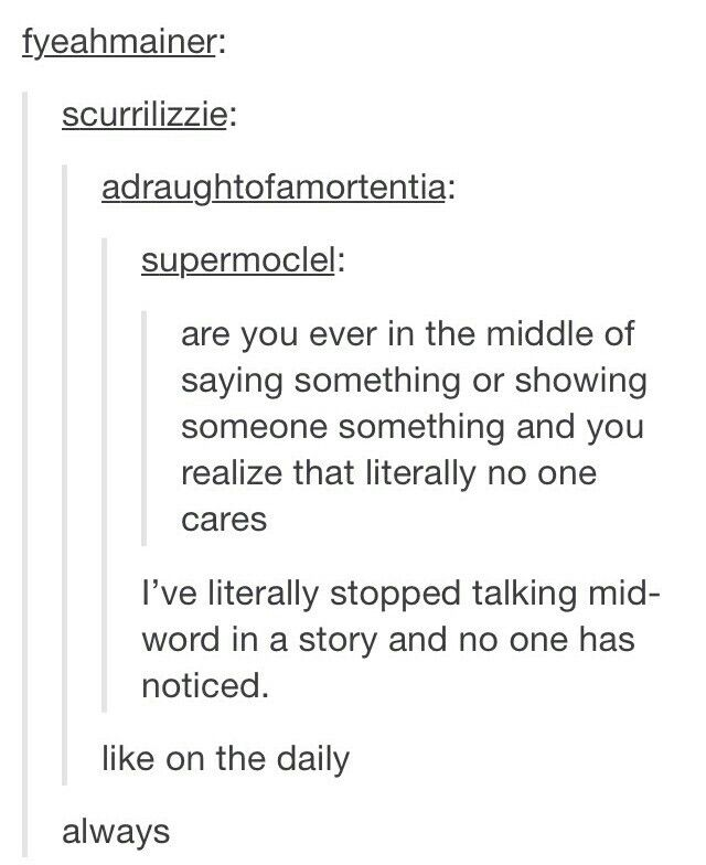 Sad Quotes About Depression: I Do This All Of The Time -CC