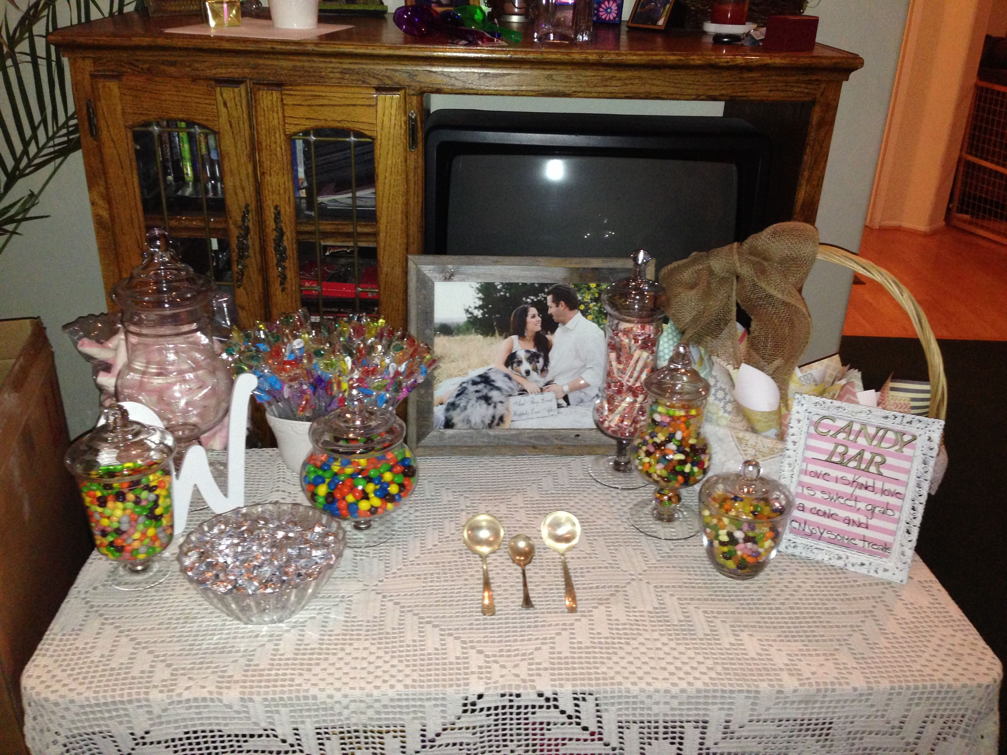 The Thank you Candy Bar