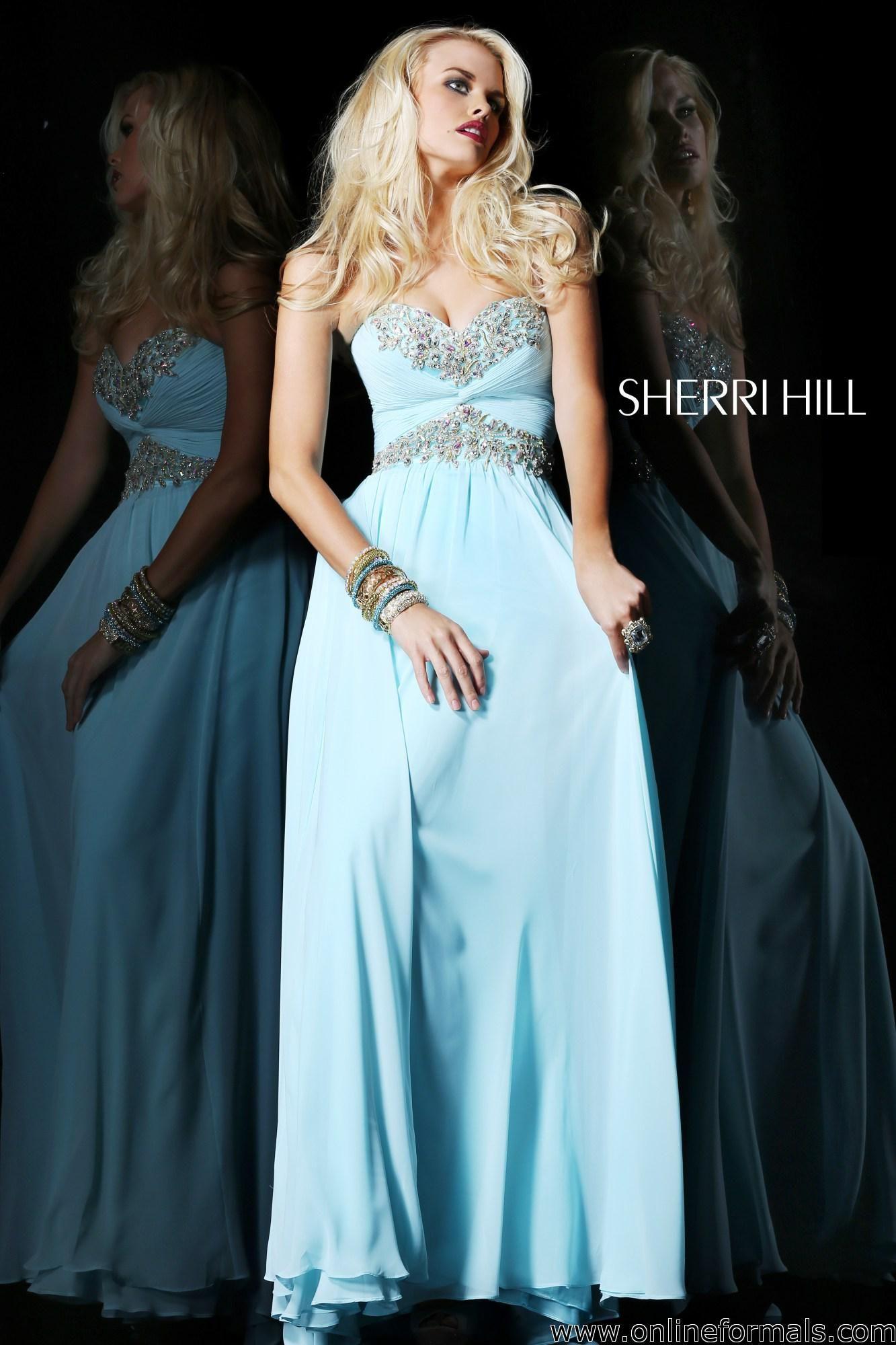 Sherri Hill @aformalaffairga OR shop with us at www.dressshop ...