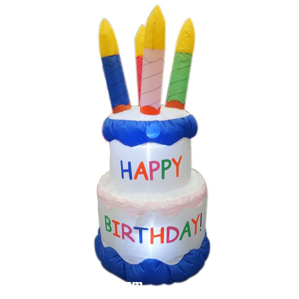 Inflatable birthday cake suppliers