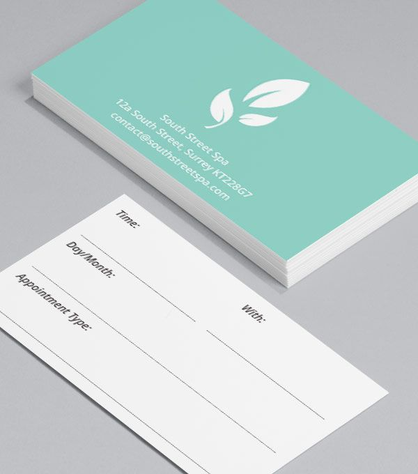 See You Soon Optician, dentist, doctor u2013 how about Business Cards - sample appointment card template