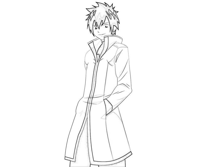 Fairy Tail coloring pages - Google Search | fairy tail coloring ...